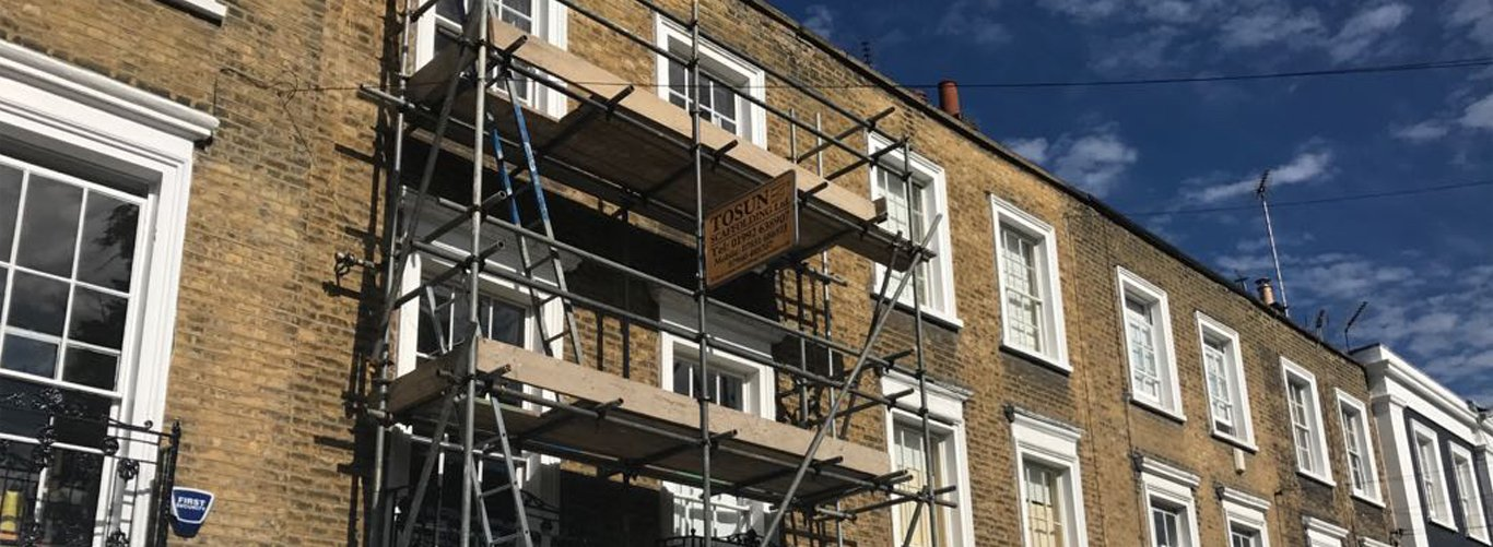 Scaffolding North London
